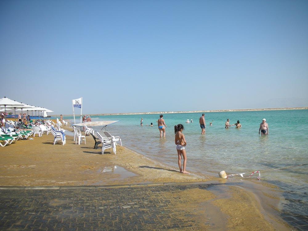 Hotel A La Mer Morte En Israel