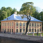 The Summer palace of Peter the great