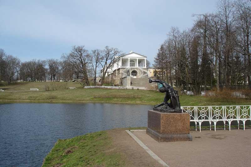 Catherine parc pouchkine tsarsko e selo une banlieue de for Domon st eustache heure d ouverture