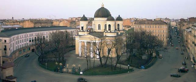 The Transfiguration Cathedral