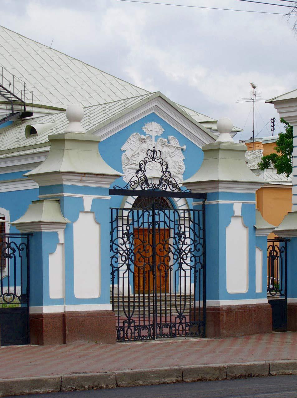 Sampson cathedral in st petersburg russland die geschichte der poltawa schlacht adresse - Schluter architekt ...