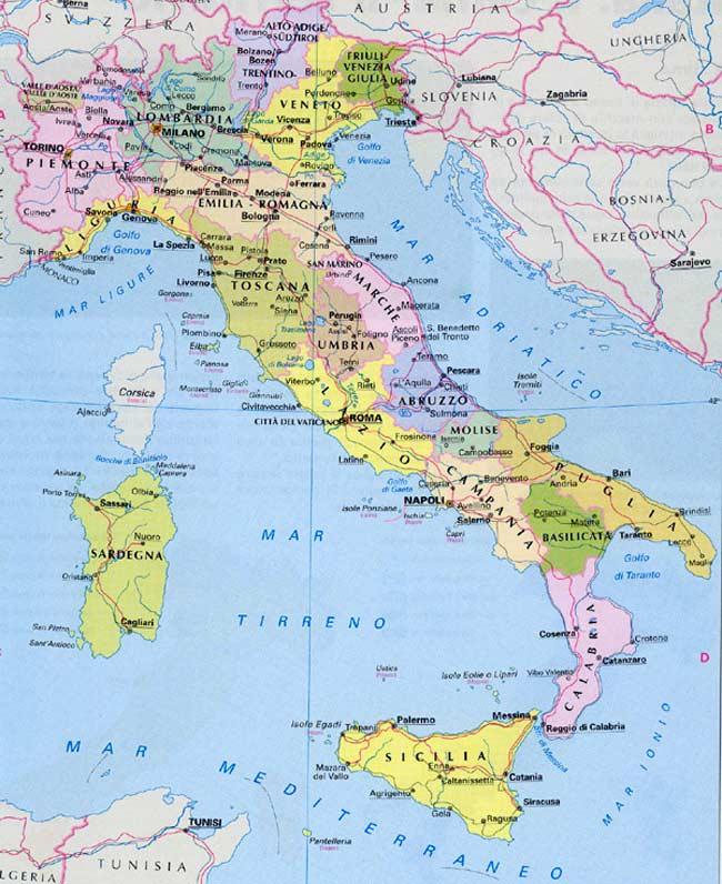 italie un pays en europe du sud par la mer sur trois c t s vacances en italie rome venise. Black Bedroom Furniture Sets. Home Design Ideas